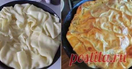 Невероятно вкусный сырный пирог Сегодня будем готовить сырный пирог «Сабурани». Такой пирог подается многими ресторанами в качестве горячей закуски. Процесс приготовления этого пирога необычен и интересен.  ППродукты: Вода — 150 мл Яйцо куриное — 2 шт Соль — 5 грамм Растительное масло без запаха, предпочтительней оливковое — 10 мл Мука пшеничная — 0,5 кг Сыр Сулугуни — 350 грамм Сыр Российский — 350 грамм Масло сливочное — 100 грамм ККак приготовить сырный пирог «Сабурани»...
