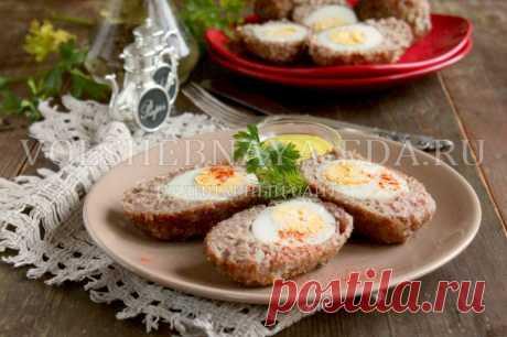 Яйца по-шотландски | Волшебная Eда.ру