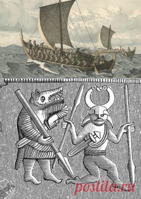 Почему викинги вторглись в Британию? | Fraid | Яндекс Дзен