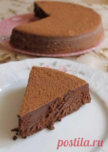 Торт «Трюфель Евы»