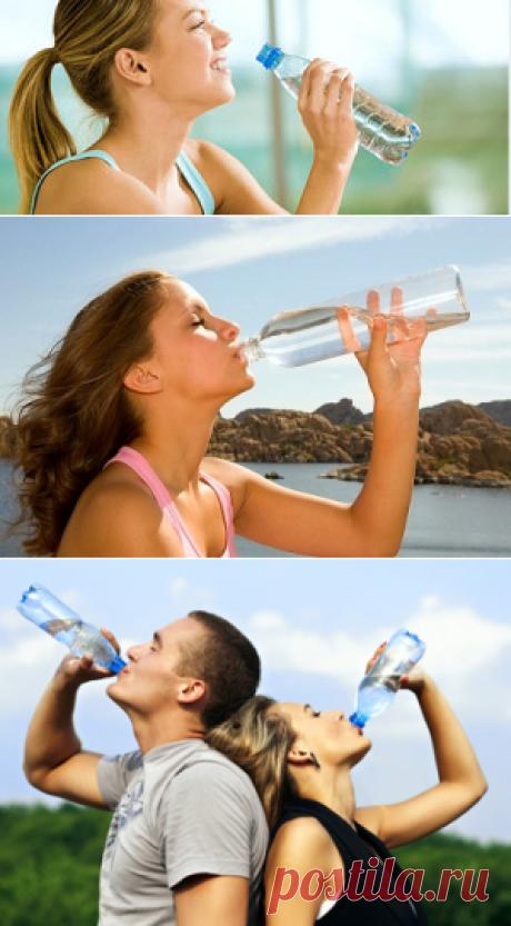 Вода для похудения, сколько пить, чтобы похудеть | Sport - My Way