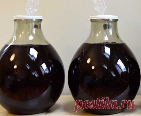 Домашнее вино – рецепт приготовления. Изготовление домашнего вина