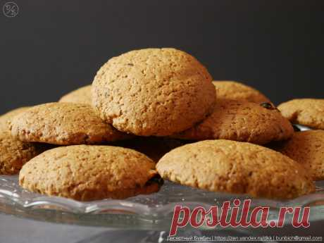 Нашел рецепт овсяного печенья по советскому ГОСТу. Испек и показываю, что у меня получилось 🍪 | Десертный Бунбич | Яндекс Дзен