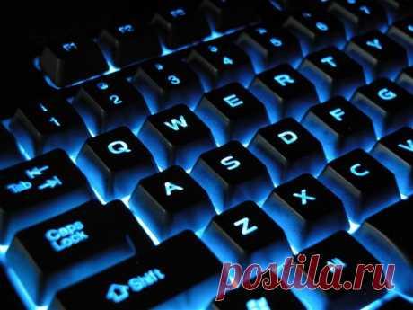 Как набрать на клавиатуре символы, которых на ней нет? | AntiLoh.info