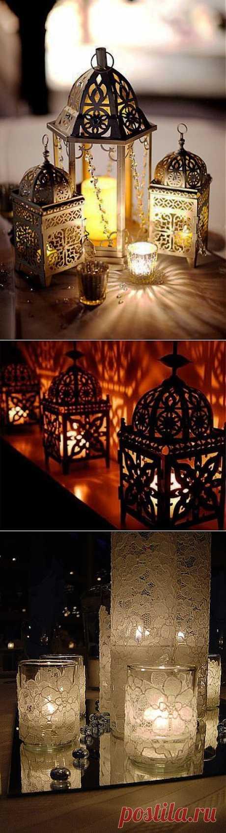 Кружевной свет - Ярмарка Мастеров - ручная работа, handmade