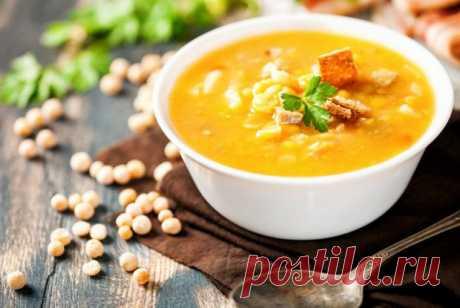 Гороховый суп с курицей и карри рецепт – европейская кухня: супы. «Еда»