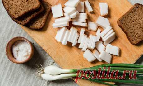 Диетолог Ильенко рассказал, что будет с организмом, если каждый день съедать кусочек сала Это один из немногих продуктов, который подходит практически всем: и молодым, и пожилым, и даже детям. При этом он легко усваивается и приносит сплошную пользу.