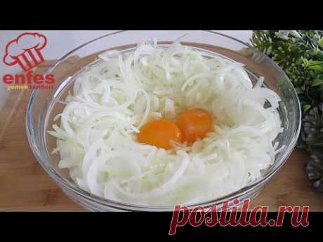 Najsmaczniejszy przepis na cebulę, jaki kiedykolwiek jadłem w życiu! Każdy będzie chciał przepis!
