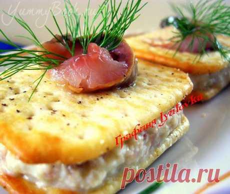 Форшмак - пошаговый рецепт с фото...://yummybook.ru/