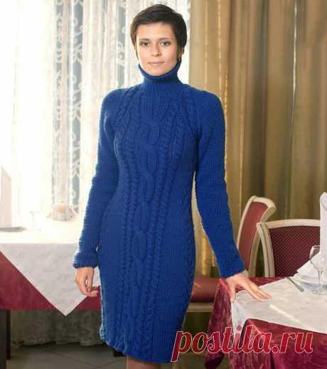 El vestido con la cinta de las trenzas