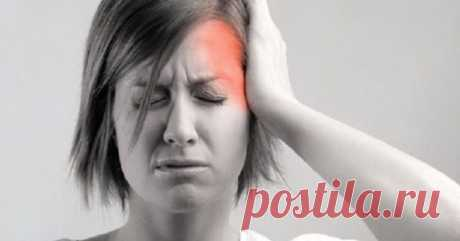 """О чем говорит хроническая головная боль в определенной части головы - Женский журнал """"Красота и здоровье"""""""