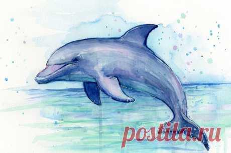 Как нарисовать дельфина поэтапно легко и просто — MegaMaster.info Как нарисовать дельфина поэтапно легко и просто. Нижняя часть дельфина почти готова. Дорисуем вторую часть рта под носом. Внизу под животиком дорисуем ещё