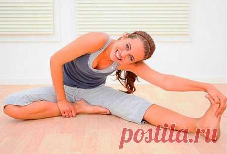 Супер упражнения для ног! Быстро уходят объемы. Упражнения для быстрого похудения живота.