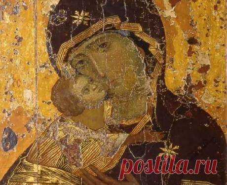 Владимирская икона Божией Матери: великая святыня Церкви / Слово Божие