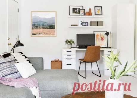 Desk Styling 101: How To Make Your Desk Cute AND Practical For Everyday Working (Plus A Bunch Of Affordable Accessories) - Emily Henderson Working from home? Then you might as well have a cute work area. Today we have laid out our top 5 steps on how to style a desk. Plus cute shoppable options!