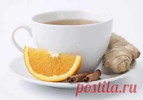 Бросай сигарету - пей чай с имбирем! — Мегаздоров