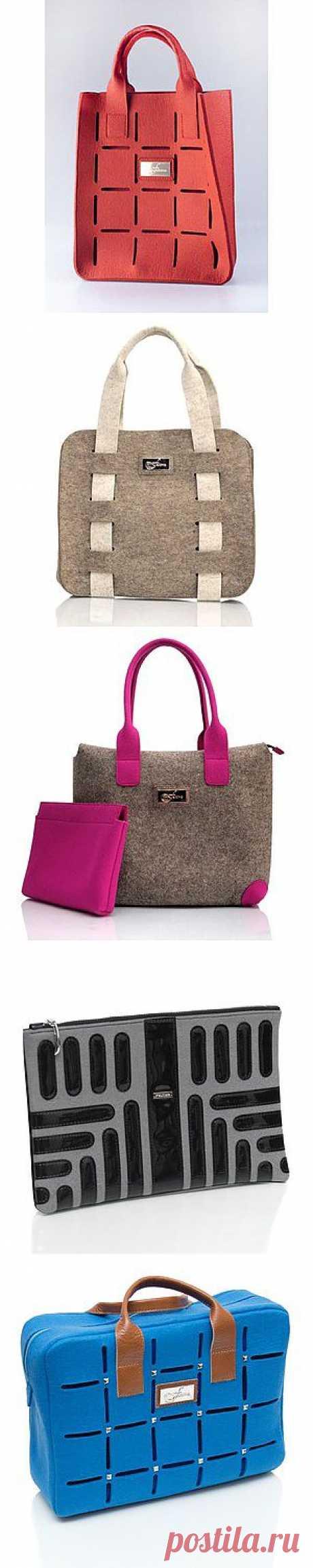 Гармония и стиль бренд Feltimo. оригинальные сумки