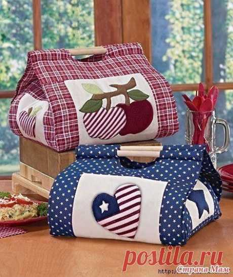 Сумка - переноска для пикников