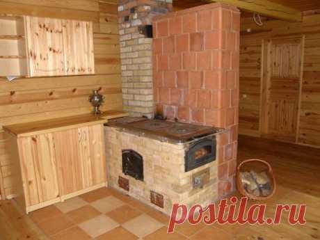 Виды печей из кирпича для дома, конструкции кирпичных каминов, кладка своими руками: инструкция, фото и видео-уроки, цена