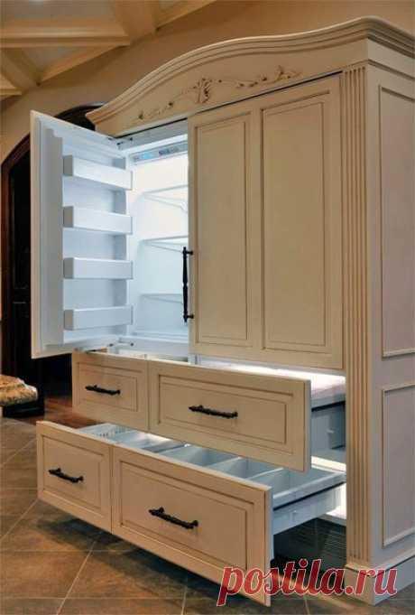 Magnificent refrigerator ❤