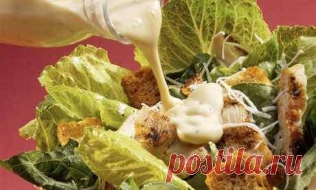 Срочно замените майонез на эти соусы! Главное в салате — это… СОУС! – БУДЬ В ТЕМЕ