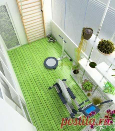 Дизайн балконов | Хитрости Жизни