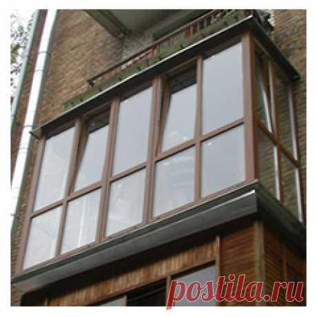 Балконы под ключ в Киеве и области | Услуги