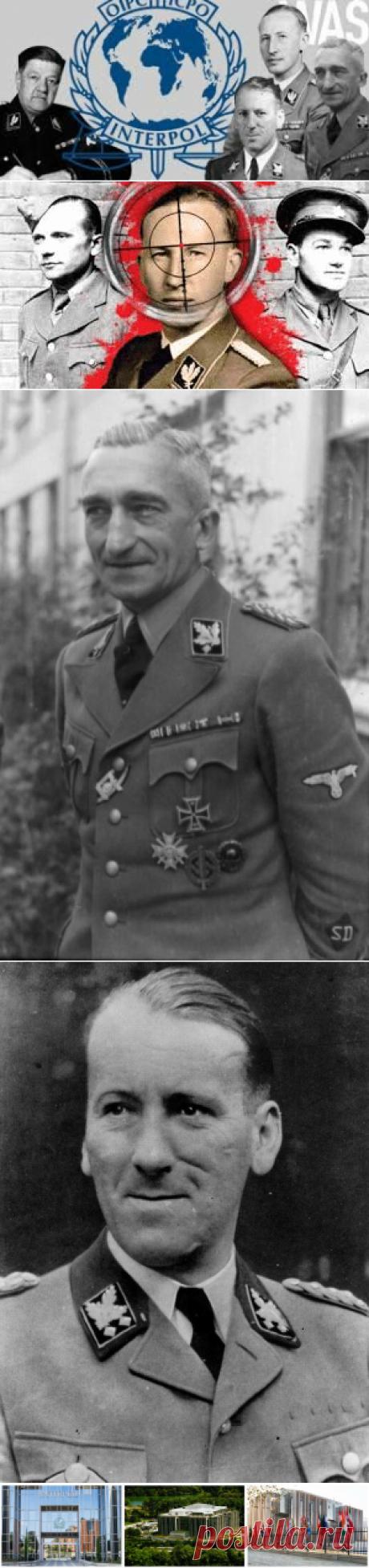 Тайна Интерпола: нацисты у руля организации и операция «Антропоид» | Умный волчара | Яндекс Дзен