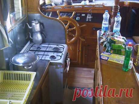 Яхта Илгин