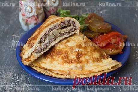 Бризоль – рецепт приготовления с фото от Kulina.Ru
