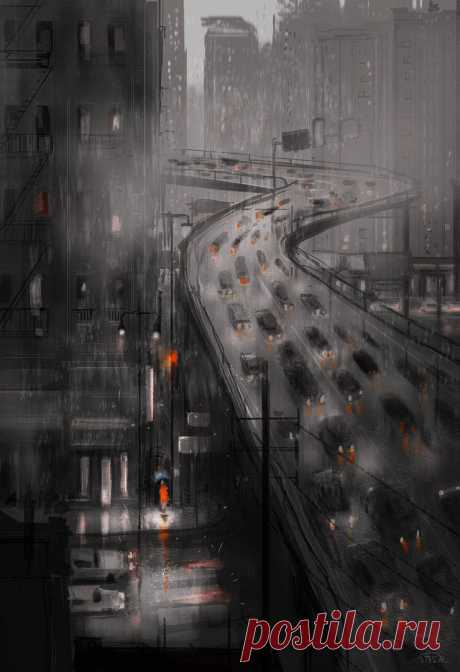 Feels like being stuck in by PascalCampion on DeviantArt