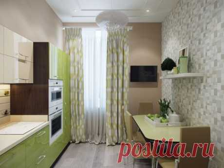Оформление стен на кухне (67 фото): как лучше оформить пространство возле стола