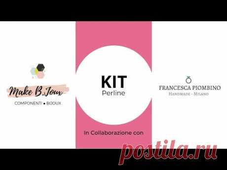 Collaborazione con Make B.Joux! Kit e tutorial! - Giugno 2020
