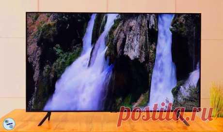 Самый простой и доступный QLED телевизор, в который можно влюбиться с первого взгляда | ТехОбзор | Яндекс Дзен