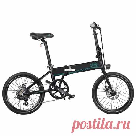 [eu direct] fiido d4s 10.4ah 36v 250w 20 inches folding moped bicycle 25km/h top speed 80km mileage range electric bike Sale - Banggood.com-arrival notice