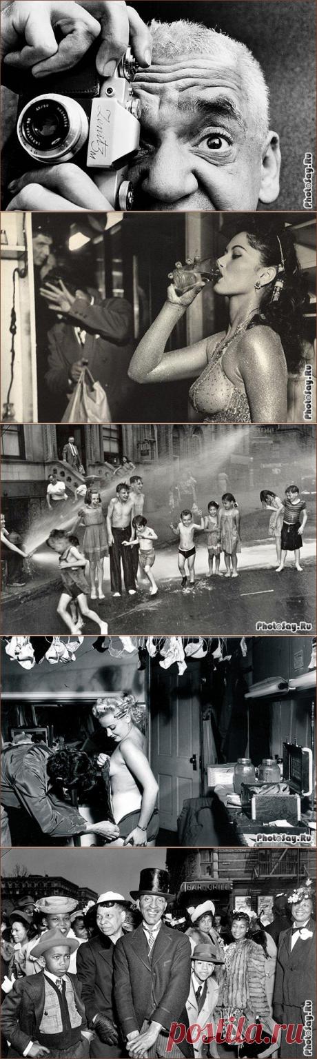Виджи (Артур Феллиг) - интереснейшая личность, оставившая свой неповторимый след в истории и мире фотоискусства. Давайте познакомимся с этим человеком!