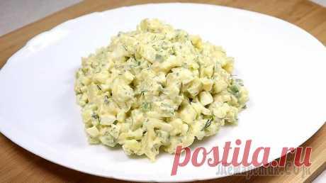 Простой и вкусный картофельный салат Простой картофельный салатик на каждый день из доступных продуктов.Ингредиенты:Картофель отварной – 2 шт.Яйцо отварное – 2 шт.Огурец – 1 шт.Укроп – пучокМайонез по вкусуГорчица – ½ чайной ложки...