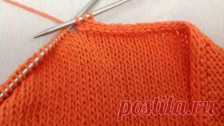 Как закрыть петли спицами в конце вязания — советы для начинающих и основные схемы по оформлению финального ряда
