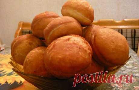Пончики с начинкой «уплетай-ка» ⋆ Хозяюшка