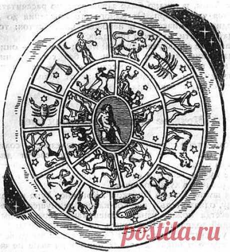 Вавилонский гороскоп.