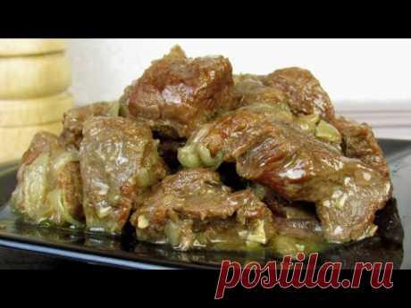 Это мясо просто тает во рту! ☆ ВКУСНЕЙШАЯ томленая говядина ☆ ОЧЕНЬ просто | Вкусные идеи от Натали - YouTube