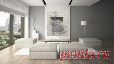 Стиль минимализм в интерьере: особенности, тенденции, фото идеи дизайна