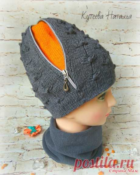 Три шапки - Вязание - Страна Мам