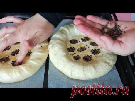 Вкуснее чем на Базаре/Узбекские ЛЕПЕШКИ в духовке / Узбекская Кухня