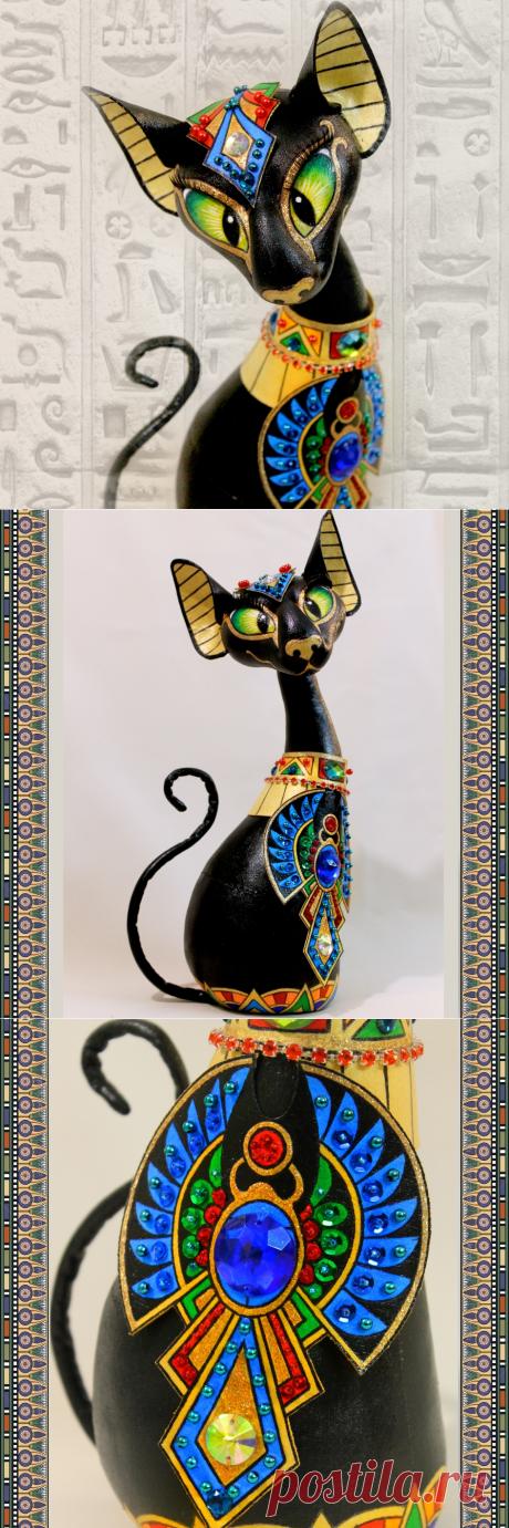 закрытый мастер-класс «Египетская кошка» Людмилы Набиуллиной