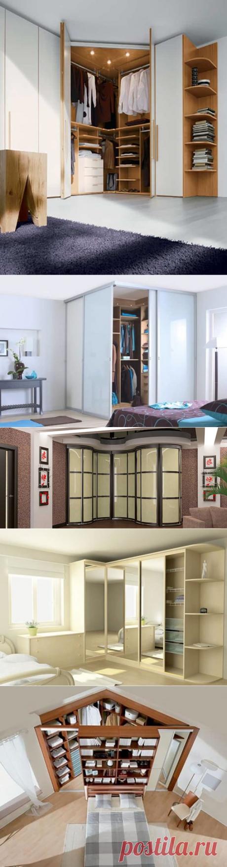 26 ideas excelentes con los dibujos para la creación del armario del sueño