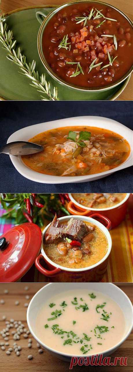 Фасолевые супы: полезное разнообразие / Простые рецепты