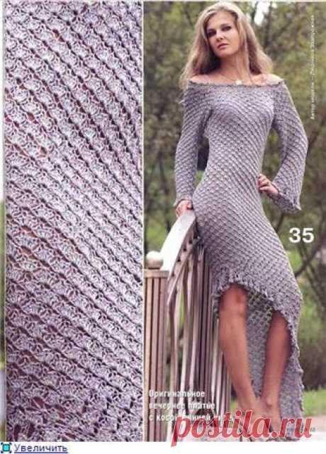 вязание платья: 27 тыс изображений найдено в Яндекс.Картинках