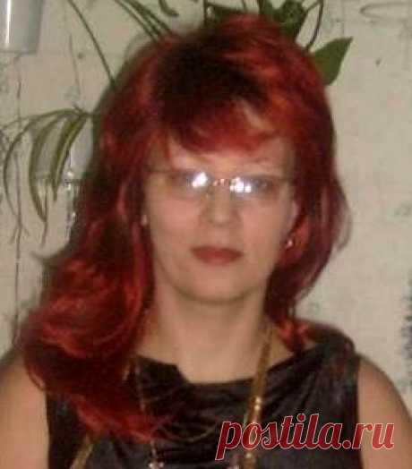 Марина Зинякова