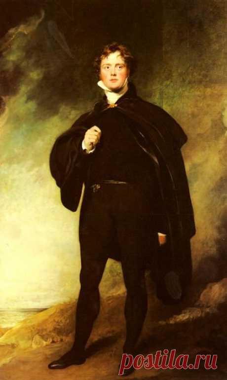 Портрет Джорджа Наджента Гренвиля, лорда Наджента. Томас Лоуренс (1769—1830)